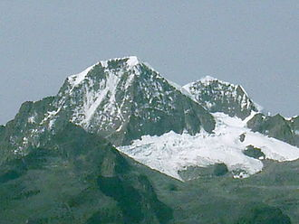 Pico Cristóbal Colón - Pico Cristóbal Colón in 2008