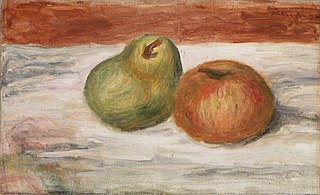 Apple and Pear (Pomme et poire)