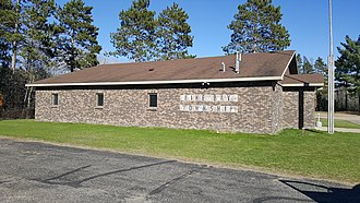Pike Bay Township, Cass County, Minnesota - Pike Bay Township Hall