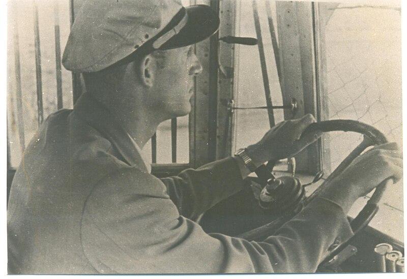 רודי רוזנפלד נהג אוטובוס