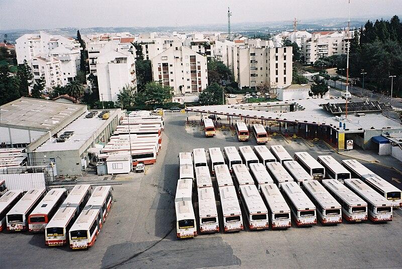 תחנה מרכזית כפר סבא