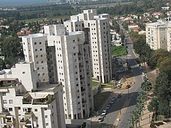 Central City of Ramat HaSharon