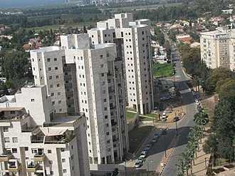 Ramat HaSharon - Central City of Ramat HaSharon