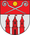 Coat of arms of Piltene