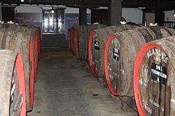 Fûts de vin de Madère