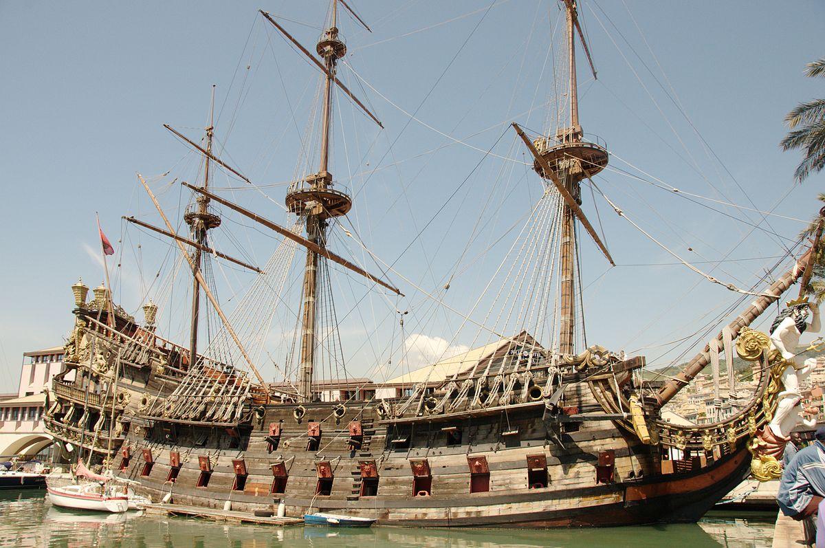 Neptune galleon wikipedia for Modellino concorde