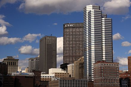 Downtown Pittsburgh from Station Square Pitt Skyline.jpg