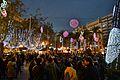 Plaça de l'Ajuntament de València, Nadal 2013.JPG