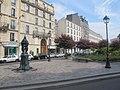 Place Louis-Armstrong, Paris 13e.jpg