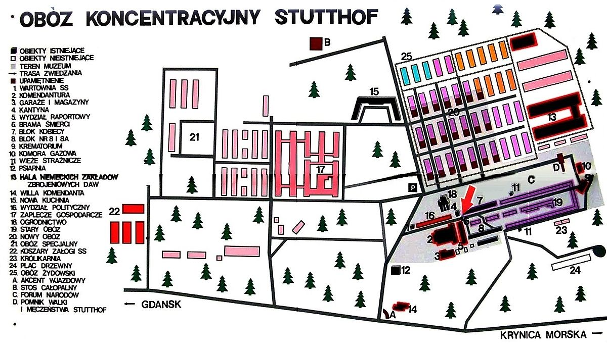 Stutthof concentration camp wikipedia malvernweather Gallery