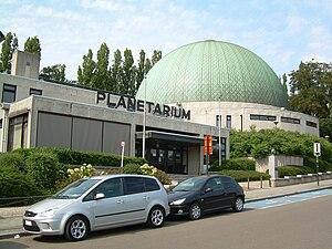 Planetarium (Belgium) - The Planetarium