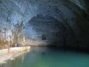 Planina Cave - Image: Planina Cave Slovenia entrance