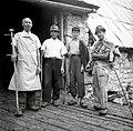 Planina Dupla. Spraunik in pastirji 1952.jpg