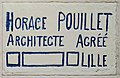 Plaque Architecte H. Pouillet Touquet-Paris-Plage.jpg