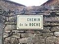 Plaque Chemin Roche - Solutré-Pouilly (FR71) - 2021-03-02 - 2.jpg
