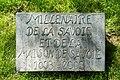 Plaque en mémoire du millénaire de la Savoie - 2017-08-27.jpg