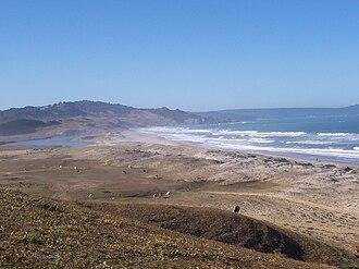 Battle of Quiapo - Image: Playa Locobe, Comuna de Arauco