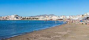 Playa de la Punta Roja, Marsella, Francia, 2016-06-22, DD 04