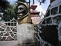 Plaza Cuauhtémoc y su cabeza.jpg