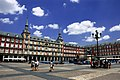 Plaza Mayor in Madrid - panoramio.jpg