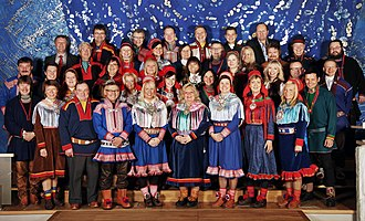 Sami Parliament of Norway - Plenary 2013–17