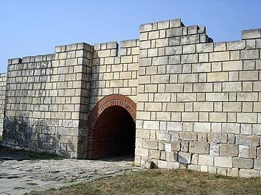 Плиска - Gate.JPG