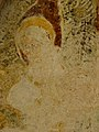 Plouha (22) Chapelle de Kermaria-an-Isquit Porche sud Fresques 04.JPG