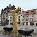 Plzeň, Kašna Anděl, 1.jpeg
