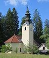 Podgorica Dobrepolje Slovenia - church.JPG