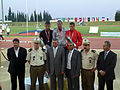 Podium200m MeetInternationalGardeNationaleJuin2012.jpg