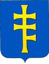 Coat of arms of Tovste