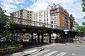 Pont avenue de St Mandé - rue du Gabon, Paris mai 2014.jpg