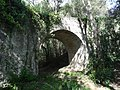 Pont sobre la Riera de Sant Miquel, Girona (abril 2013) - panoramio.jpg