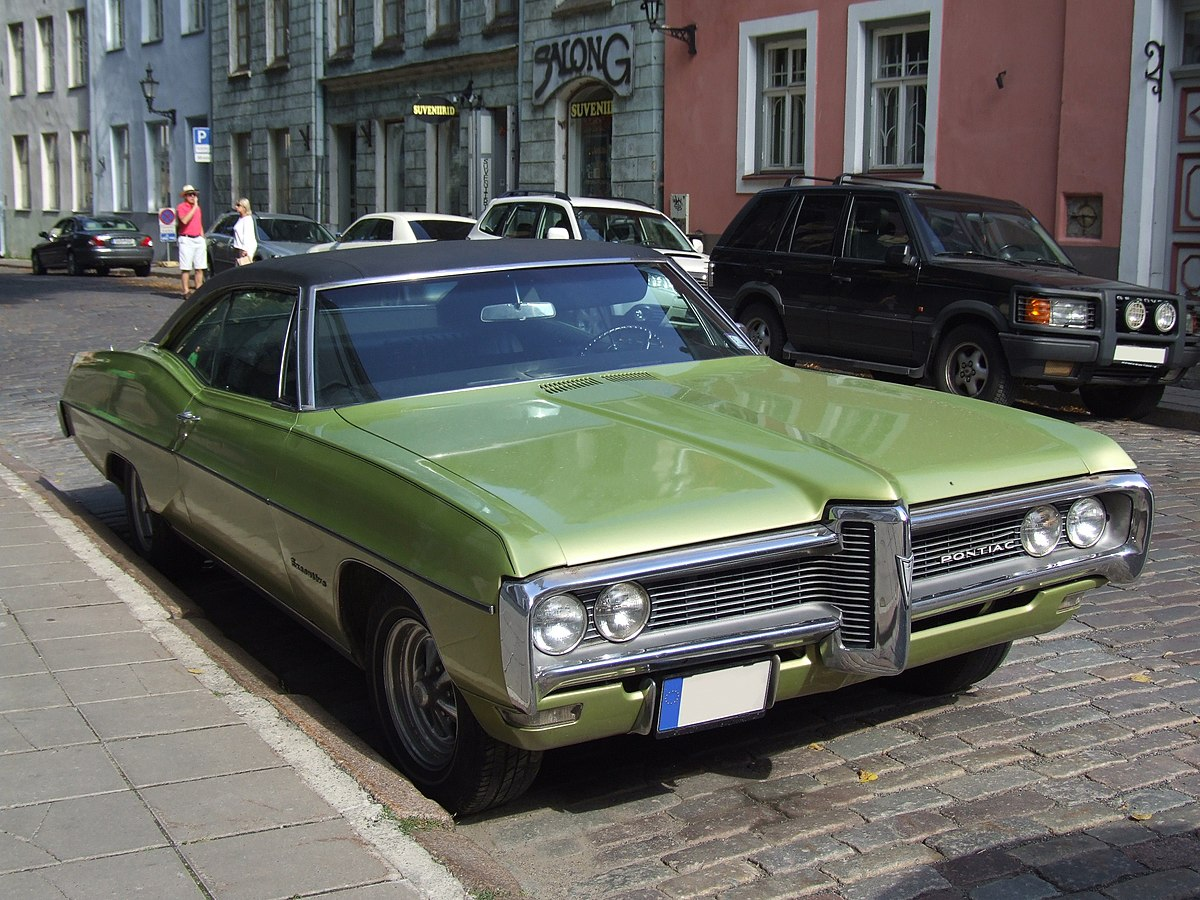1967 Pontiac Catalina For Sale >> Pontiac Executive - Wikipedia