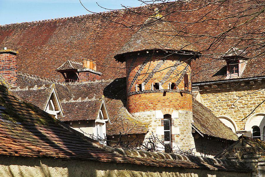 Colombier de l'abbaye de Pontigny