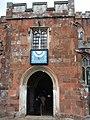 Porch of Crediton Church - geograph.org.uk - 1192534.jpg