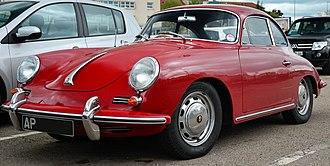 Porsche 356 - Porsche 356 C coupé