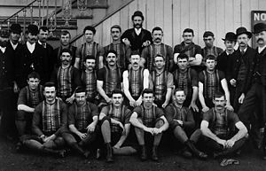 1897 SAFA season - 21st SAFA season Photo of the 1897 Port Adelaide premiership team.