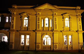 The Athenaeum (South Africa) Historical South African building in Nelson Mandela Bay, built in 1896
