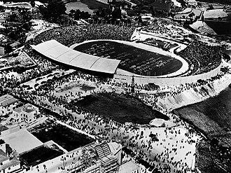 Estádio das Antas - Stadium inauguration in 1952