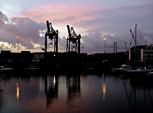 Port of Lisbon - Image: Porto de Lisboa, 2011.02.18 (5489328035)