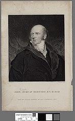 John, Russell Duke of Bedford, K.G. &c. &c. &c