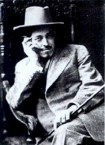 Portrait of Sadakichi Hartmann by B. J. Falk, c. 1899.jpg