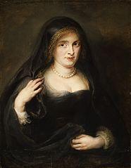 Portrait of a Woman, Probably Susanna Lunden (Susanna Fourment, 1599–1628)