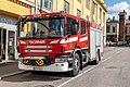 Porvoo fire engines, Scania IU101.jpg