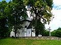 Posada Rybotycka cerkiew greckokatolicka pw. św. Onufrego, ob. muzeum 01 JoannaPyka.JPG