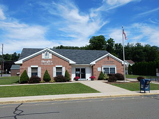 CDP in Pennsylvania, United States