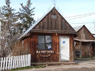 Ola, Idaho Unincorporated community in Idaho, United States