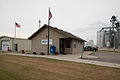 Post office in Colfax, North Dakota 7-29-2009.jpg