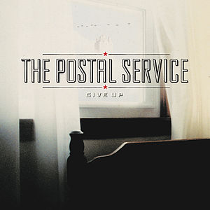 Give Up - Image: Postal Service cover 300dpi